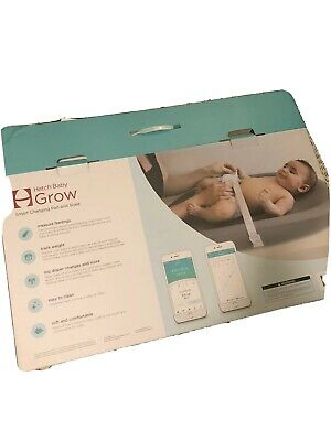 Hatch Baby Grow Smart Changing Pad & Scale