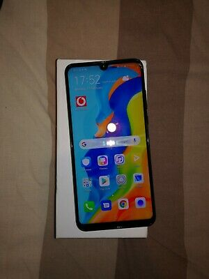 Huawei P30 Lite Marie-L01A - 128GB - Midnight Black (Vodafone) (Single SIM)