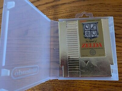The Legend of Zelda (Nintendo Entertainment System, NES) Tested & 100% Authentic