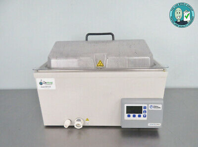 Fisher Isotemp GDP28 Laboratory Water Bath with Warranty SEE VIDEO