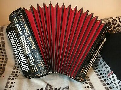 Superbe Accordeon Fratelli Crosio -