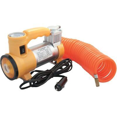 150psi 12 Volt Heavy Duty Fast Inflate Air Compressor