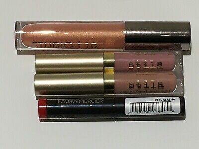 Beauty Advent Calendar Products E, Make Up Bundle, 4 New Lip Products.