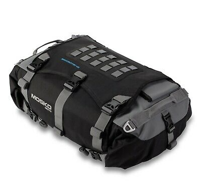 Mosko Moto Backcountry 40L Duffle Motorcycle Tail Bag Pack Adventure Luggage