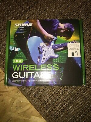 Sure Wireless Guitar System