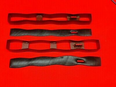 Leather Tools - Lot Of 2 CLICKER DIES For Making Scalloped Straps