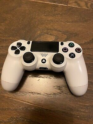 Sony Playstation 4 PS4 Wireless Dualshock 4 Controller (White)