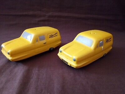 Only Fools And Horses Salt And Pepper Pots Trotters Independent Trading Reliant