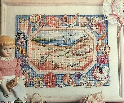 Gifts from the Sea Cross Stitch & Country Crafts Magazine Cross Stitch Pattern