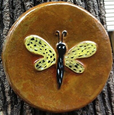 Dragonfly 8, stepping stone,  plastic mold, concrete mold, cement