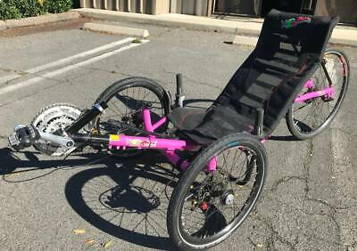 Artifice Adult recumbent tricycle