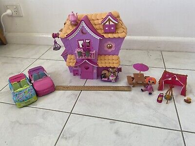 LALALOOPSY MINI SEW SWEET PLAYHOUSE And Accessories