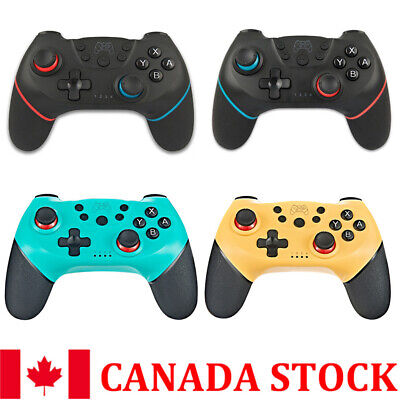 Wireless Pro Gamepad Joypad Remote Controller Design for Nintendo Switch Console