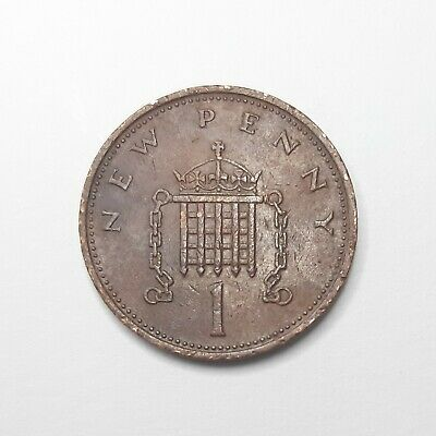The Most Expensive 1971 Penny in the World 1p New Penny