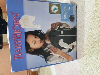 Babybjorn Baby Carrier Sling Portabebes Excellent Condition