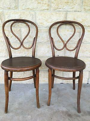 Assorted Bentwood Chairs