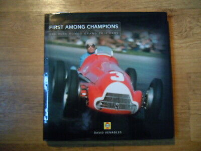 Alfa Romeo Formula 1 book and documents - Extensive collection