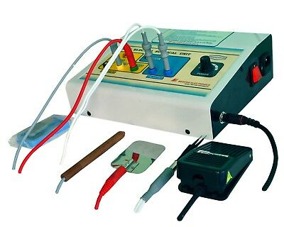 ELECTROSURGICAL SKIN CAUTERY Bipolar and Unipolar Current Modes Machine @@