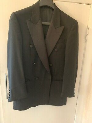 Mens Double Breasted Dinner Suit