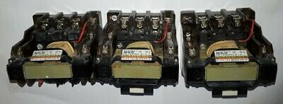 Moeller DIL2v-22 Contactor 220VAC coil Used