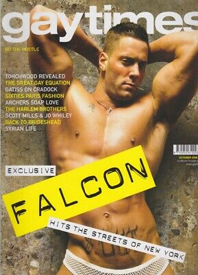 - Erik Rhodes - Falcon Exclusive - Gay Interest Magazine