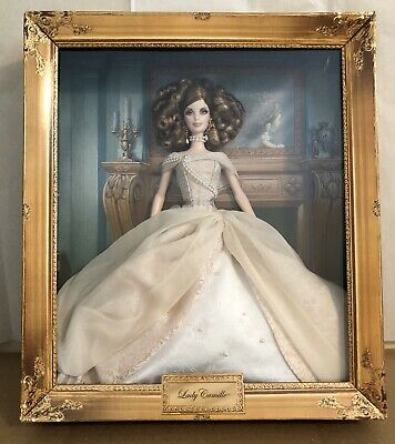 Barbie 2002 Lady Camille Portrait Collection New MIB NRFB GORGEOUS Doll