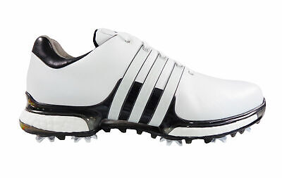 New 2018 Adidas Tour 360 Boost 2 0 Golf Shoes Q44945 Black White Size 12 Med 95 99 Picclick