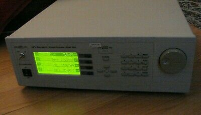 Newport Model 8008  Laser Diode Modular Controller (Keys Included)