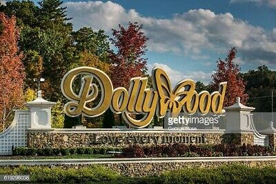 DOLLYWOOD TICKETS SUMMER 2020 06/13/2020  - 07/03/2020  Bring A Friend Passes