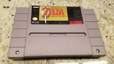 The Legend of Zelda: A Link to the Past (Super Nintendo, 1992) SNES Tested