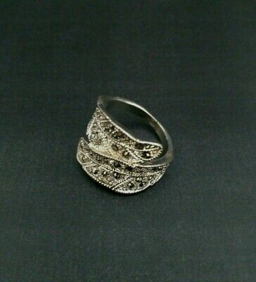 EXTREMELY ANCIENT ANTIQUE RARE OLD UNIQUE  VINTAGE Handicraft Good Quality RING