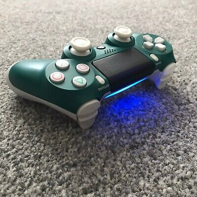 OFFICIAL PS4 v2 Controller Alpine Green Wireless Dualshock
