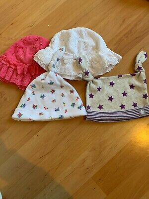 baby girls hats 3-6 months