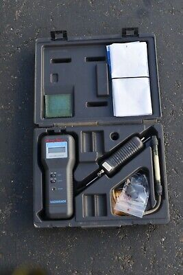Bacharach Monoxor II Carbon Monoxide Gas Analyzer