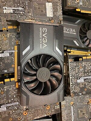 EVGA NVIDIA 1060 6gb SC Geforce GTX Graphics Card (06GP46163KR)