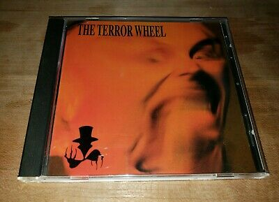 VINTAGE First Press Insane Clown Posse ICP THE TERROR WHEEL CD 1994 PSYCHOPATHIC
