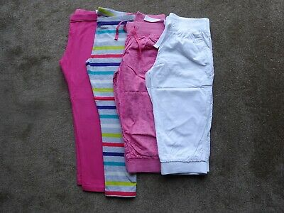 Bundle of Girl's Leggings and 3/4 Length/cropped Trousers Age 10 Years from NEXT