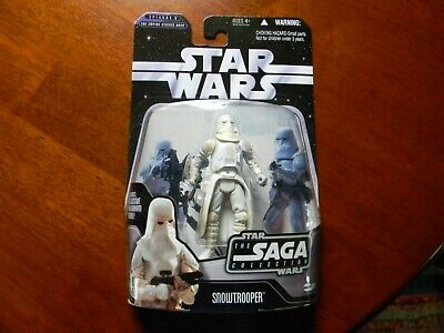 Snowtrooper Battle of Hoth 2003 STAR WARS Saga Collection MOC #19