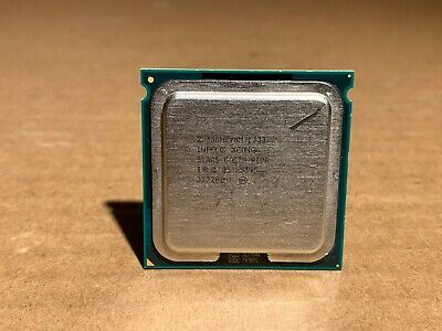 Lot of 3 Intel Xeon SLAC5 E5345 2.33GHz 8M1333MHz LGA771 Quad Core CPU Processor