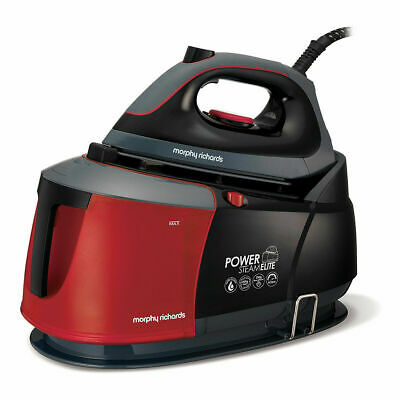 Morphy Richards 332013 AutoClean Power Steam Elite Steam Generator Iron