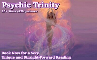 Psychic Reading Full Life Via Email -=+=- By Trinity +=+ Same Day Response