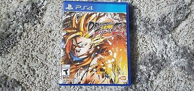 Dragon Ball FighterZ (Sony PlayStation 4, 2018) PS4