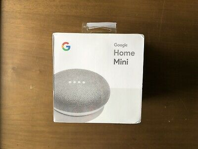 Brand New Sealed Google Mini Chalk With Google Assistant