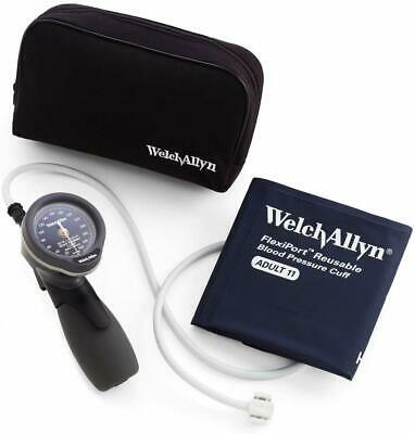 Welch Allyn Blood Pressure Monitor DS 65 with case and 11size cuff free shipping