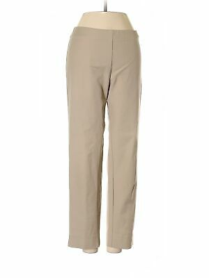 Estelle and Finn Women Brown Casual Pants 4