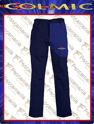 "Pantalones Colmic Softshell"" Oficial Team ""Respirable Impermeable"