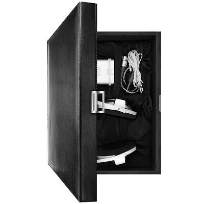 Geekria Shelf Storage Box for Large Headphones and AMP