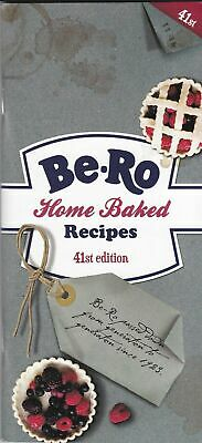 NEW Be-Ro Home Baked Recipe Book 41st Edition.⚡digital⚡