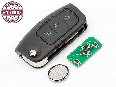 TELECOMMANDE CLE POUR FORD  FIESTA MONDEO FOCUS C-MAX S-MAX 433Mhz F021 1337641
