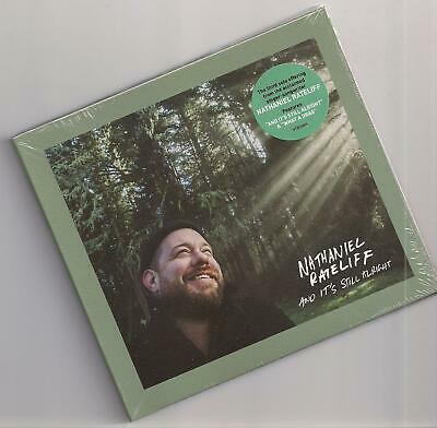 NATHANIEL RATELIFF And It's Still Alright CD NEW